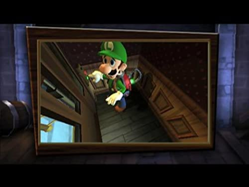 Luigi's Mansion: Dark Moon (VG)