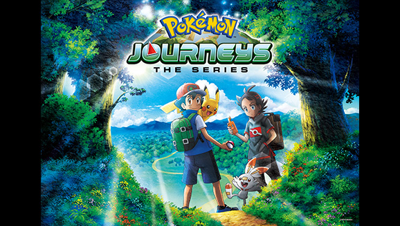 Anime Pokemon Jornadas - A Série - 1ª Temporada Completa Download