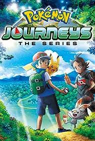 Rica Matsumoto, Ikue Ôtani, and Daiki Yamashita in Pokémon Journeys (2019)