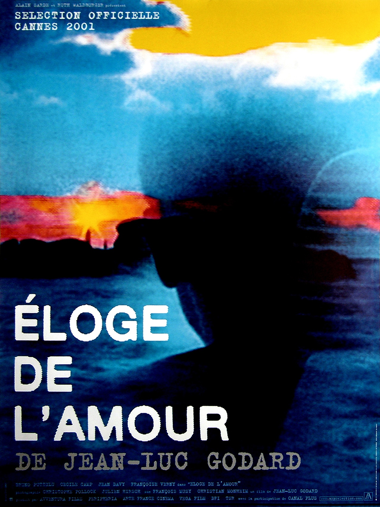 Eloge De L Amour 2001 Imdb