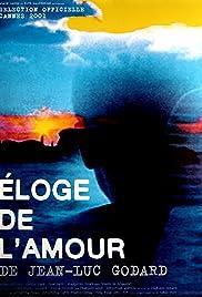 Éloge de l'amour Poster