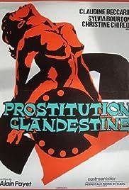 Prostitution clandestine Poster
