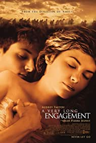 Audrey Tautou and Gaspard Ulliel in Un long dimanche de fiançailles (2004)