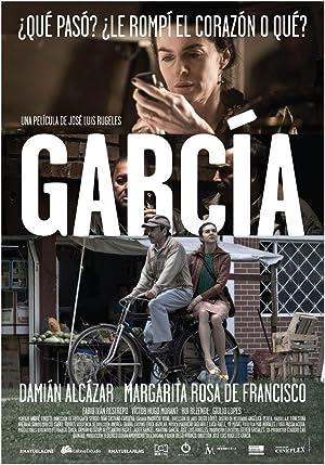 Where to stream García