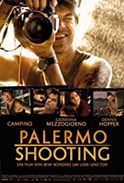 Palermo Shooting (2008) Poster - Movie Forum, Cast, Reviews