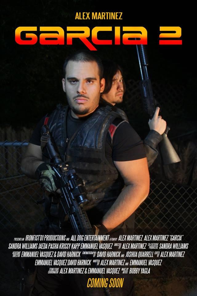 Garcia 2: The Rebirth (2020)