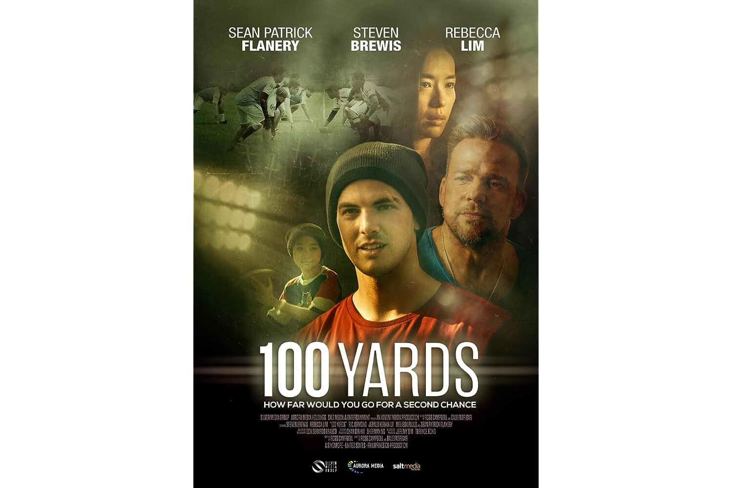 100 Yards (2018)