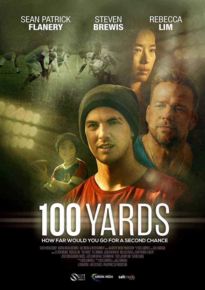 100 Yards (2019) HDRIP