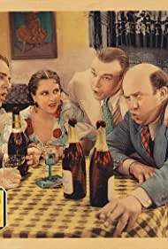 Maria Alba, Robert Armstrong, William Cagney, and Edgar Kennedy in Flirting with Danger (1934)