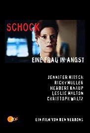 Schock - Eine Frau in Angst Poster