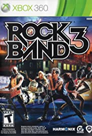 Rock Band 3 Poster