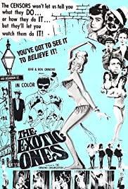 The Exotic Ones (1968) starring Georgette Dante on DVD on DVD