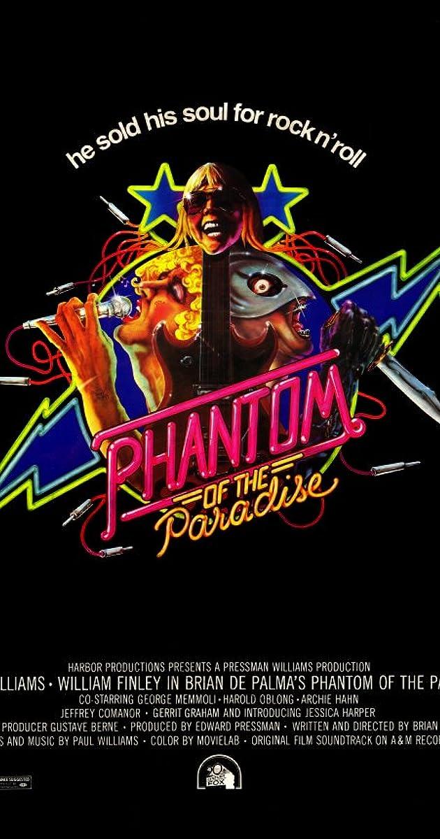 Watch Full HD Movie Phantom of the Paradise (1974)