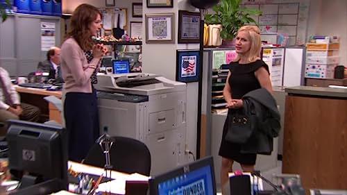 The Office: Angela Announces
