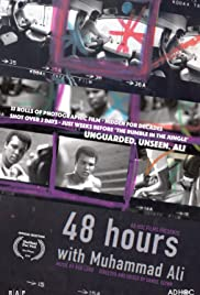 48 Hours with Muhammad Ali Poster