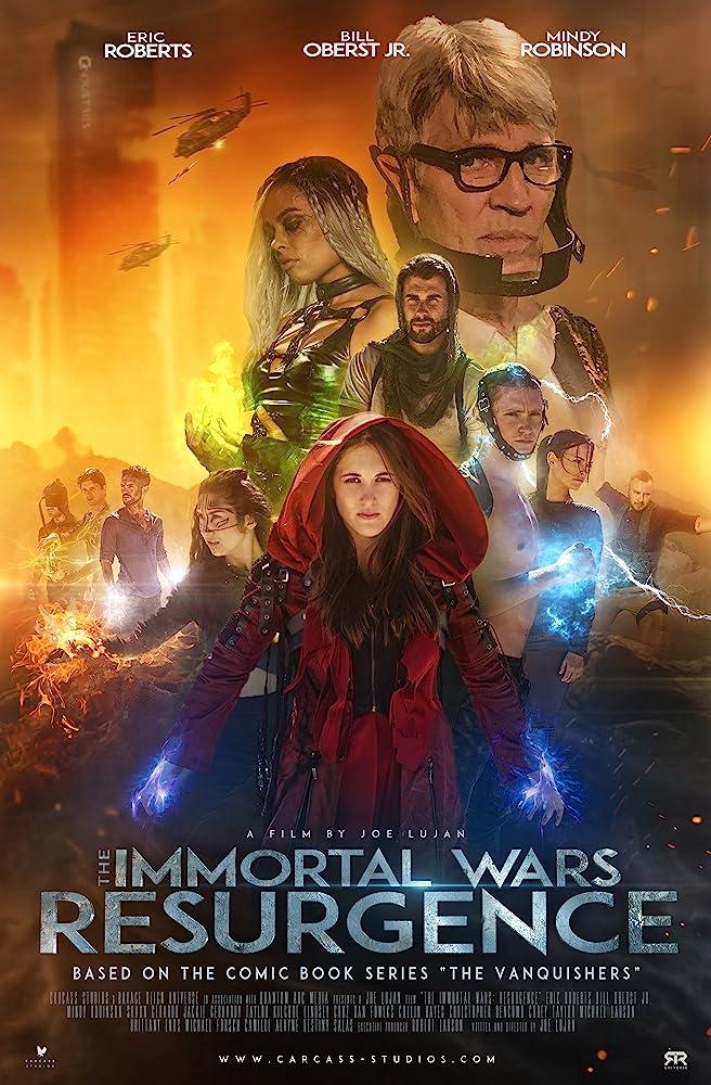 فيلم The Immortal Wars: Resurgence 2019 مترجم