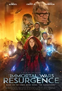 Primary photo for The Immortal Wars: Resurgence