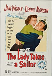 The Lady Takes a Sailor(1949) Poster - Movie Forum, Cast, Reviews