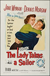 The Lady Takes a Sailor by Michael Curtiz