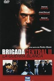 Brigada central II: La guerra blanca (1992)