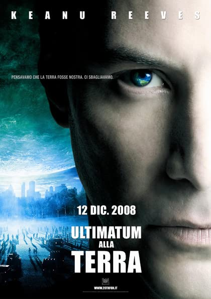 The Day the Earth Stood Still (2008) Hindi Dubbed
