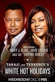 Taraji and Terrence's White Hot Holidays Poster