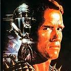 Arnold Schwarzenegger in The Running Man (1987)