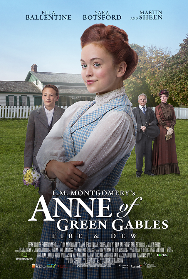 L.M. Montgomery's Anne of Green Gables, Fire & Dew