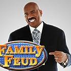 Steve Harvey in Family Feud (1999)