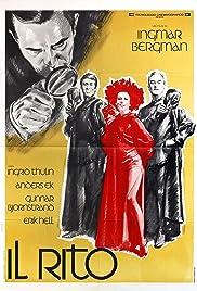 Riten(1969) Poster - Movie Forum, Cast, Reviews