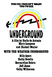 Underground (1976) Poster - Movie Forum, Cast, Reviews