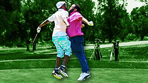 Jay Pharoah Hits the Links