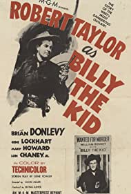 Robert Taylor in Billy the Kid (1941)