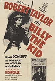 Billy the Kid(1941) Poster - Movie Forum, Cast, Reviews
