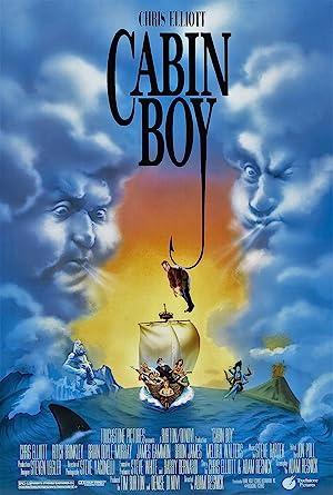 Cabin Boy Poster Image