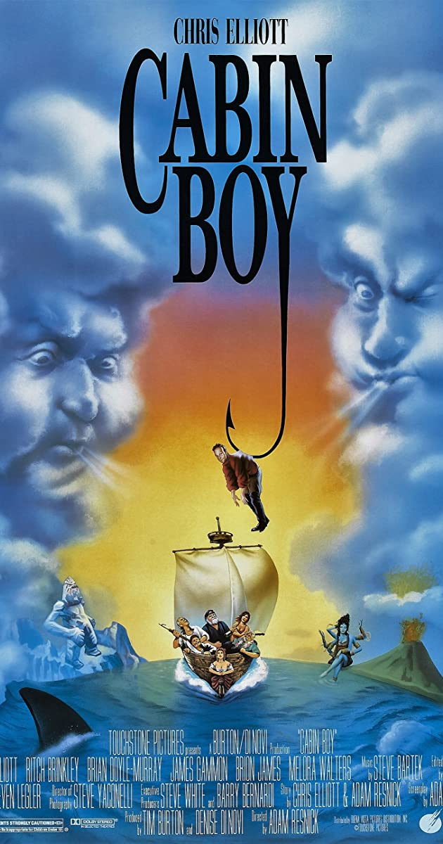 Subtitle of Cabin Boy