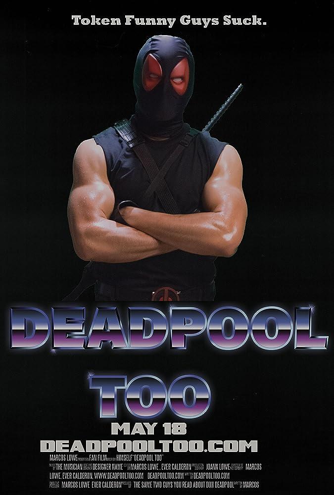 P2P GURU - Deadpool 2