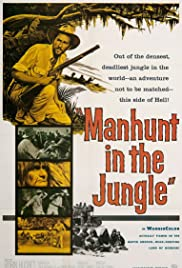 Manhunt in the Jungle Poster