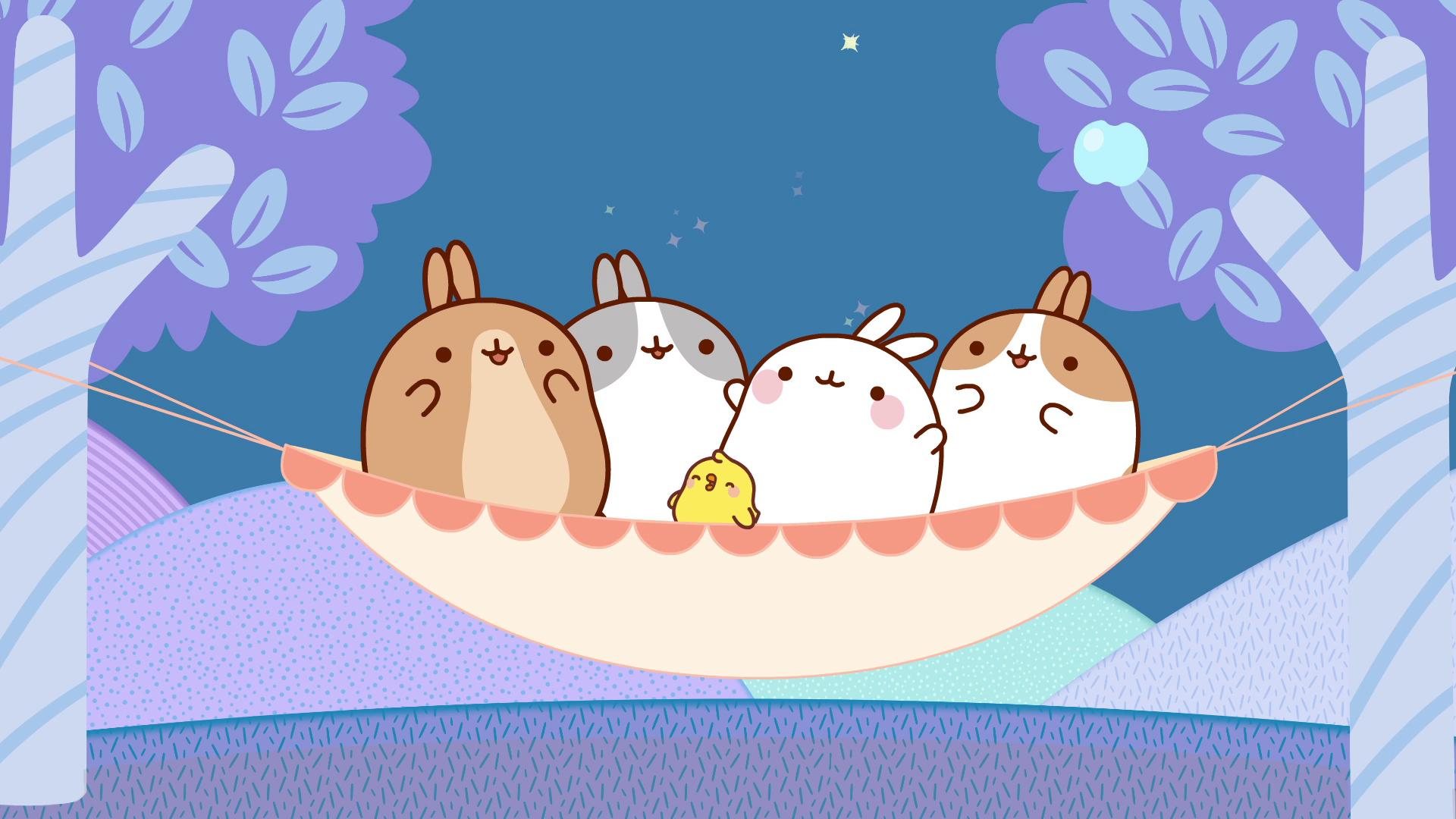 Molang The Campers Tv Episode 2016 Imdb