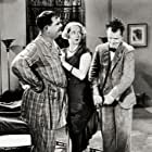 Oliver Hardy, Mae Busch, and Stan Laurel in Sons of the Desert (1933)