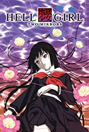 Jigoku shôjo: Futakomori Poster - TV Show Forum, Cast, Reviews