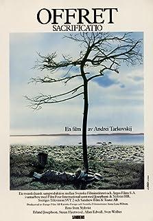 The Sacrifice (1986)
