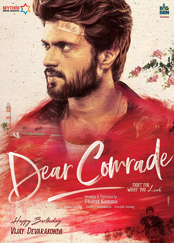 Dear Comrade 2020 Hindi ORG Dual Audio Audio 1080p UNCUT HDRip ESub 2.4GB Download