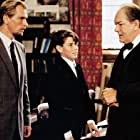 Julian Sands, Michael Gambon, and Ben Silverstone in The Browning Version (1994)