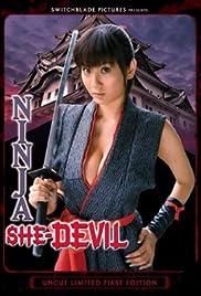 Watch Movie Kunoichi : Ninja She-Devil (2009)