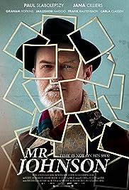 Mr Johnson Poster