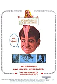 The Secret Life of an American Wife (1968) Poster - Movie Forum, Cast, Reviews