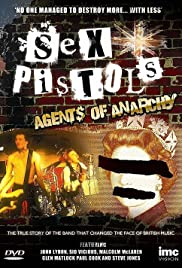 Sex Pistols: Agents of Anarchy Poster