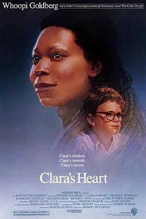 Clara's Heart Poster Image
