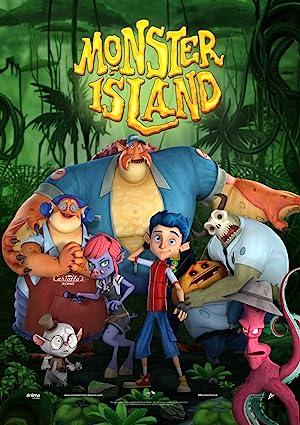 Permalink to Movie Monster Island (2017)